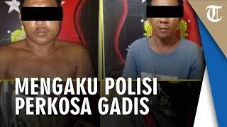 Polisi Gadungan Cabuli Remaja di Hadapan Pacarnya, Kabur Bawa Sepeda Motor Korban