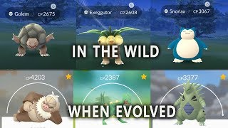 You Won't Believe This Highest CP Catches in Pokemon Go If it was not Recorded!