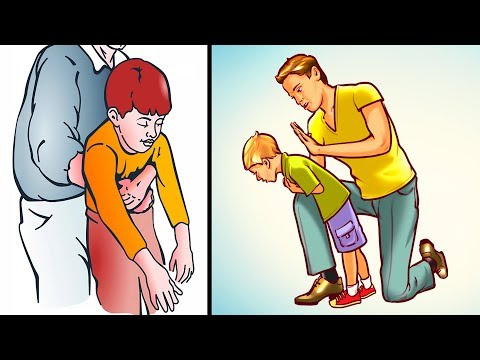 How to Help a Choking Child or Adult (Everyone Must Know!)