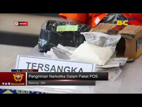 [Redaksi] Pengiriman Narkotika Dalam Paket POS