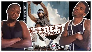 ALL YOU DO IS SHOOT 3'S!! - NBA Street Homecourt   #ThrowbackThursday ft. Juice