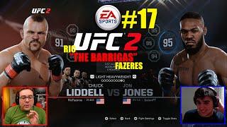 EA SPORTS UFC 2 | #17 | RIC vs DAIZER - O TARIÃO