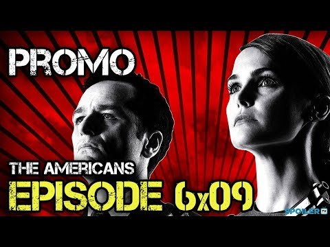 The Americans 6.09 Preview
