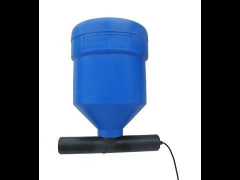шнековая автоматическая кормушка для аквакультуры и фермерства