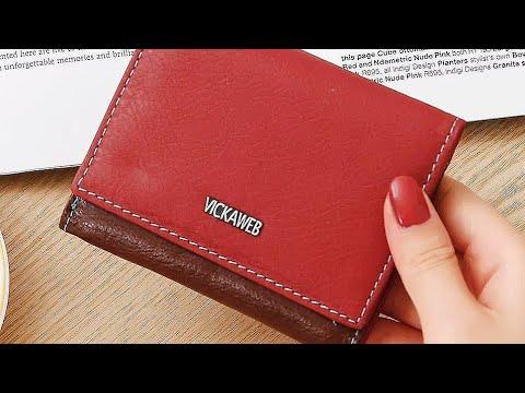 Женский кошелек VICKAWEB мини / Women's wallet VICKAWEB mini