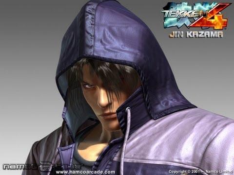 Tekken 4 Walkthrough Paul Phoenix Ending By Agamakus Game Video
