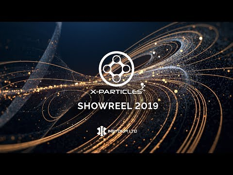 X-Particle ShowReel