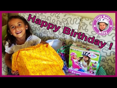 CuteBabyMiley Spezial - Mileys 6. Geburtstag - Die Geschenke Teil 1 - Kinderkanal
