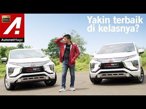 Mitsubishi Xpander Review & Test Drive by AutonetMagz