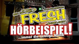 Fresh Partyband - Hochzeitsband - Hochzeitsmusik video preview
