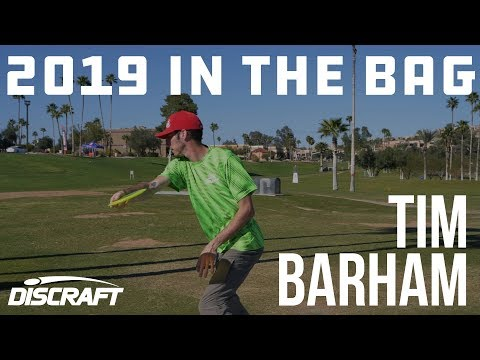 Youtube cover image for Tim Barham: 2019 In the Bag