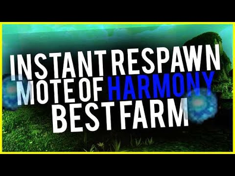 Best Instant Respawn Mote Of Harmony Farming Location + Extra Loot