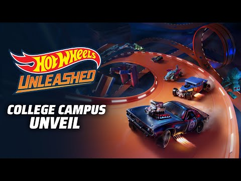 Hot Wheels Unleashed : College Campus Unveil