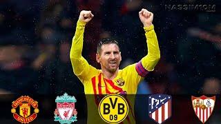 Lionel Messi Top 6 Most Memorable Performances 2019