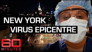 New York: the new deadly epicentre of the coronavirus crisis   60 Minutes Australia