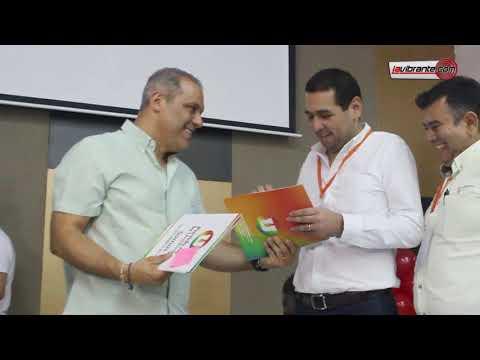 Luis Zapata Garrido afirma que el reto es grande, pero irá firme por el Concejo de Barranquilla