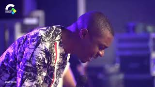 NATHANIEL BASSEY LATEST MINISTRATION | GREATER WORKS CONFERENCE GHANA 2018