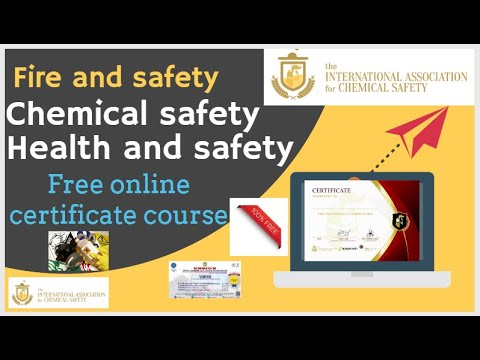 free online certificate course  fire and safety International association ...