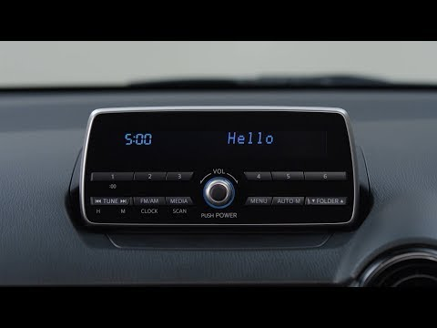 Audio System Introduction