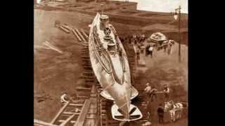 Русские подводные лодки.