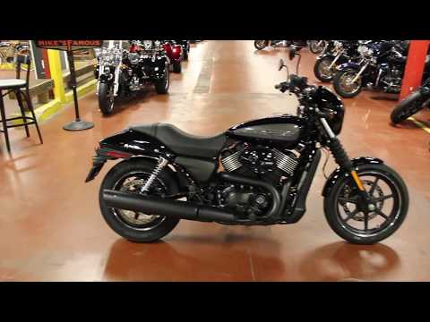 2019 Harley-Davidson Street® 750 in New London, Connecticut - Video 1