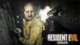Resident Evil 7 - домашнее насилие в VR