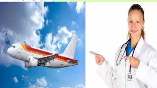 Get Air Ambulance Service in Jamshedpur or Varanasi-Medivic Aviation