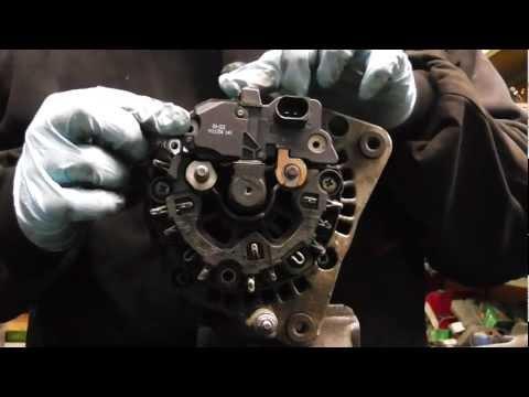 Der Motor dohc 2.0 Benzin