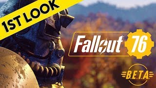 Fallout 76 (Beta) | First Look At