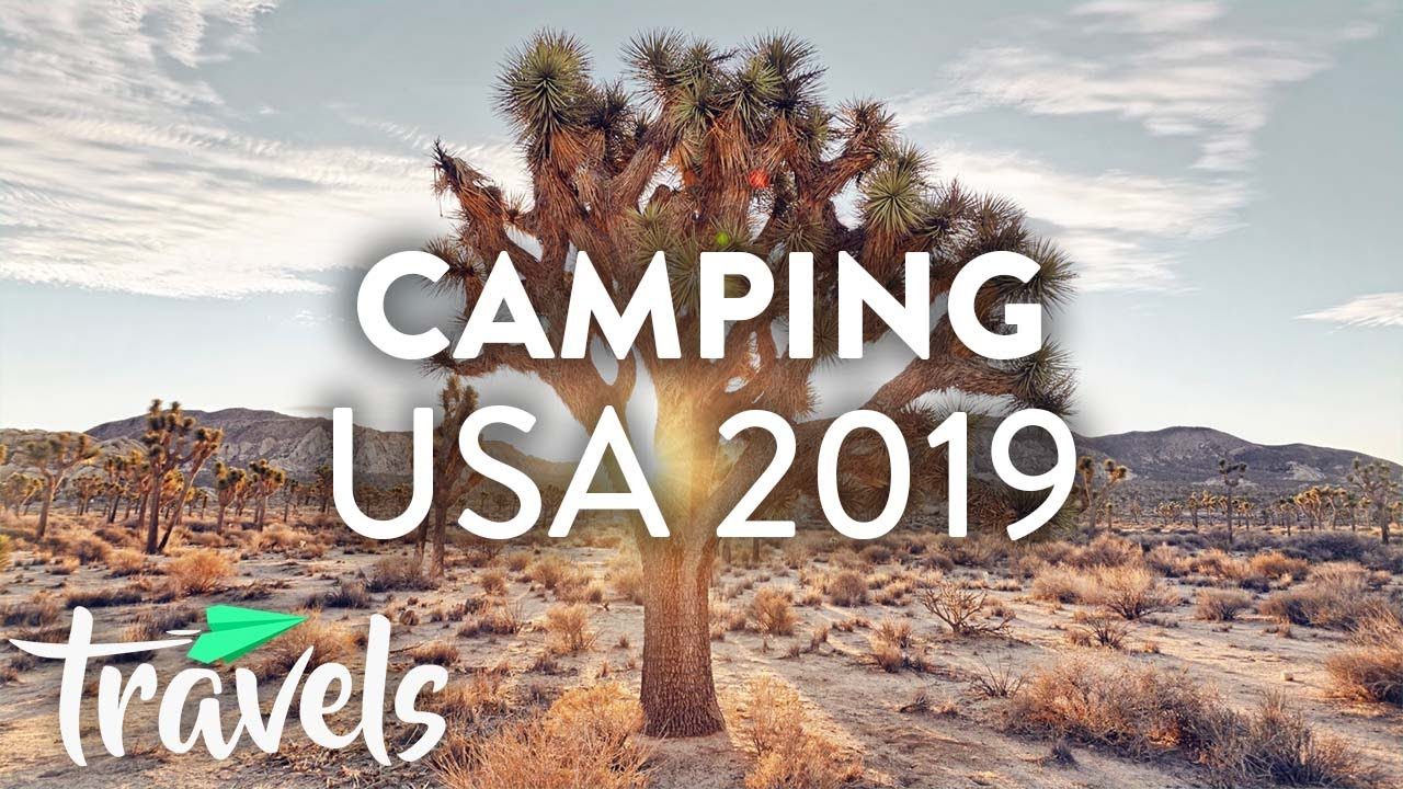 The Best Places To Go Camping In California