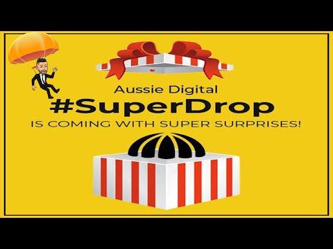 🔴 Ganhe U$75 Dólares no Airdrop Aussie Digital. IMPERDÍVEL MUITO FÁCIL ! 🔴