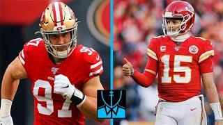 Super Bowl 2020: Can 49ers defense contain Patrick Mahomes? Chris Simms Unbuttoned   NBC Sports