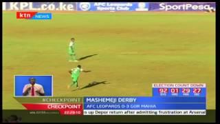 Kogalo win Mashemeji derby after they thrashed AFC Leopards 3-0