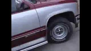 1990 Chevy Silverado Pick-Up Truck