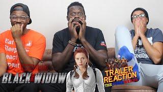 Black Widow Teaser Reaction