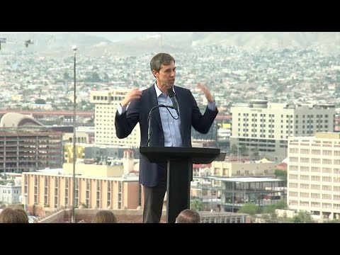 Democrat Beto O'Rourke recast his presidential campaign as he rejoined the race on Thursday, using a speech in his Texas hometown where a mass shooting killed 22 people to argue that Donald Trump must be denied a second term. (Aug. 15)