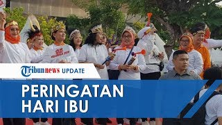 Peringatan Hari Ibu ala Istri-istri Menteri Kabinet Indonesia Maju