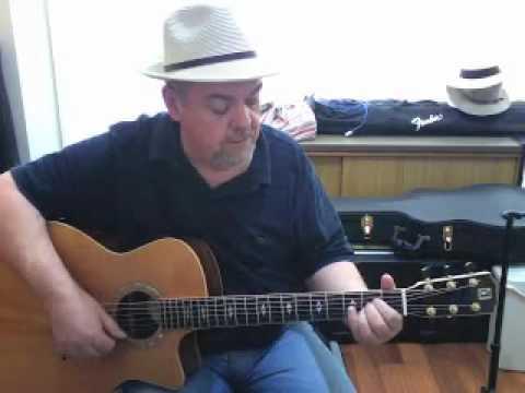 Easy Guitar - E Blues Chord Progression