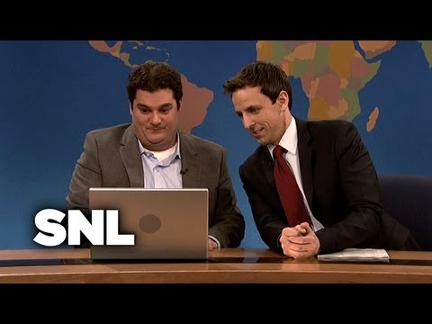 Weekend Update: Bobby Moynihan On Youtube - Saturday Night Live