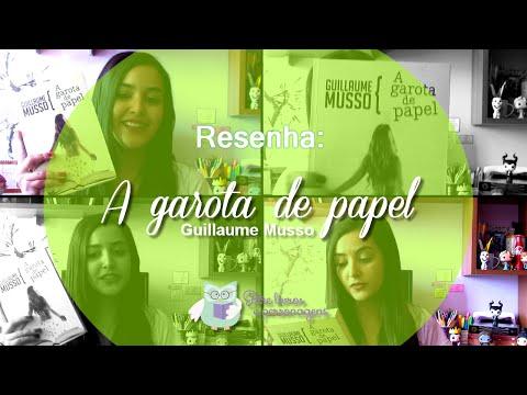 Resenha : A garota de papel l 2016