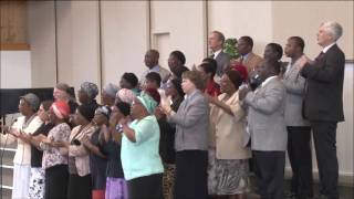 """Uthando lukaBaba luyamangalisa"" by Kwasizabantu Choir"