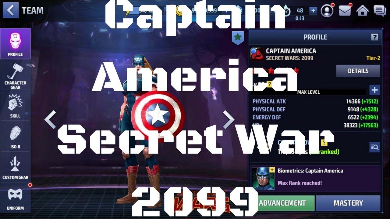 รีวิว Captain America ยู Secret War 2099