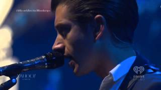 Arctic Monkeys - iHeartRadio - Don't Sit Down 'Cause I've Moved Your Chair