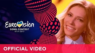 Julia Samoylova - Flame Is Burning (Russia) Eurovision 2017 - Official Video