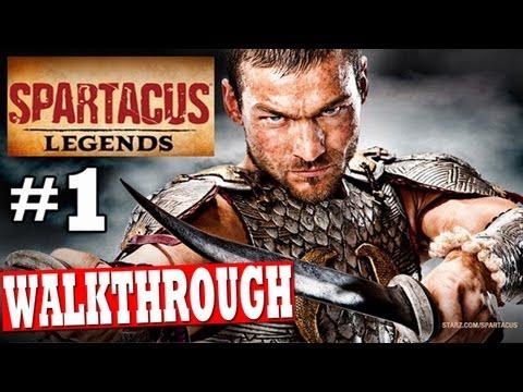 spartacus legends xbox 360 glitch