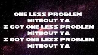 Ariana Grande - Problem Ft Iggy Azalea (Lyric Video)