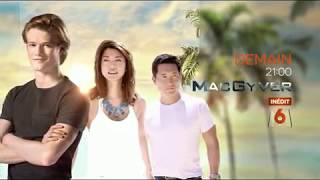 Promo VF Crossover MacGyver / Hawaii 5-0 (M6)