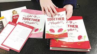 2020 Best Daily Planners! New Get It Together Planners And Gift Sets!