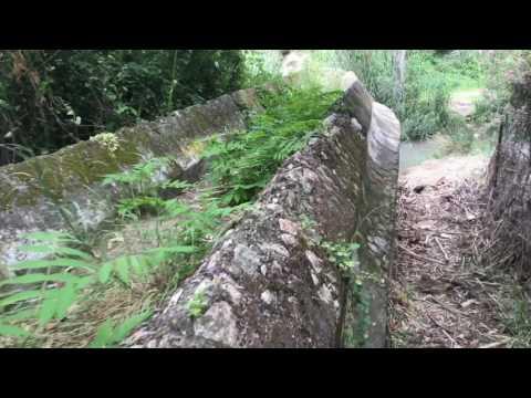 Römische Bäder von Hedionda (Baños romanos de la Hedionda), Casares (Einzigartiger Ecken)