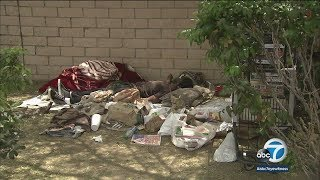 Studio City homeowners, homeless hope for solution to restore quality of life for all I ABC7
